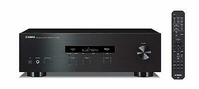 Yamaha R-S202BL Stereo Receiver 2Channel with Bluetooth FM AM Tuning Home Audio