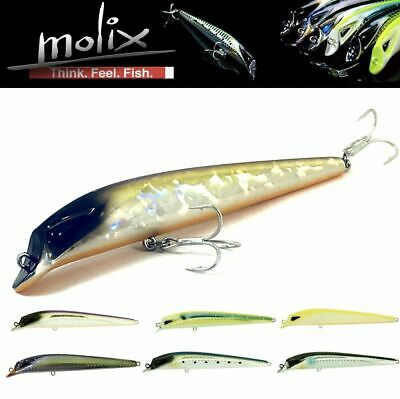 17g//20g Spinner fishing lure bait spoon Swisher Minnow Crankbait lures tackle—XJ