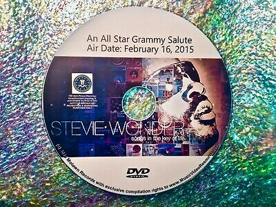 Stevie Wonder Songs In The Key of Life An All Star Salute 2015 DVD Beyonce