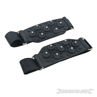 Silverline Strong Snow & Ice Grippers One Size (752134)