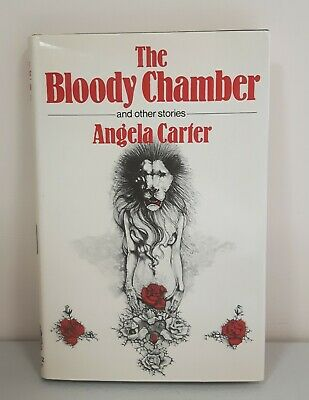 Angela Carter The Bloody Chamber and Other Stories V Rare 1st Edition 1979 VGC