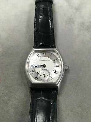 Girard-Perregaux Richeville Auto Mens Watch 2730 Selling As-is
