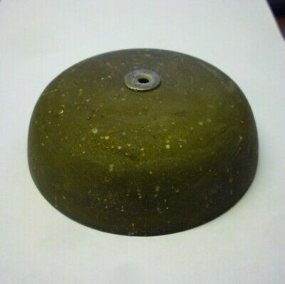 Antique Used Longcase Or Bracket Clock Bell 4.35ins Diameter 1.35ins High (L1)
