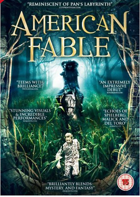 American Fable (DVD)  **brand new and sealed**
