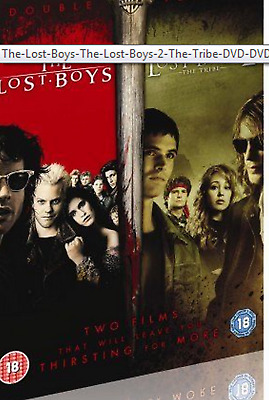 The Lost Boys/The Lost Boys 2 - The Tribe [DVD]