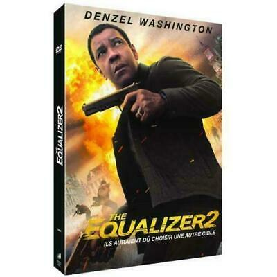 "DVD ""THE EQUALIZER 2"" - Denzel Washington     NEUF SOUS BLISTER"