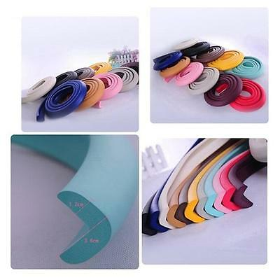 Toddlers Table Desk Edge Corner Cushion Safety Guard Strip Soft Protector SK