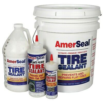 Amerseal Tire Sealant & Flat Preventer 16 oz bottle