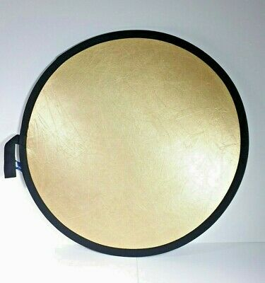 Lastolite Proffesional Light Reflector with Bag - Colapsible Gold & White 90 cm