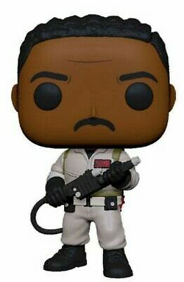 Ghostbusters - Winston Zeddemore - Funko Pop! Movies: (2019, Toy NUEVO)