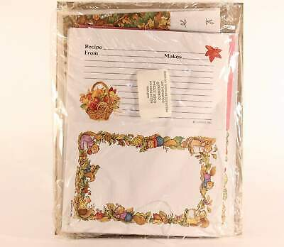 """Sleeved Package Assortment Stationery """"Autumn Squirrels"""" By Current"""