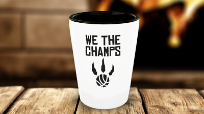 We The Champs - Shot Glass