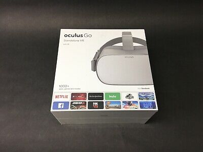 OCULUS GO Standalone VR 64GB Headset BRAND NEW! See Pictures