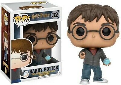 Harry Potter - Harry with Prophecy - Funko Pop! Movies (2016, Toy NUEVO)