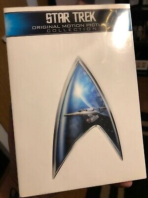Star Trek: The Original Motion Picture Collection DVD Boxed Set