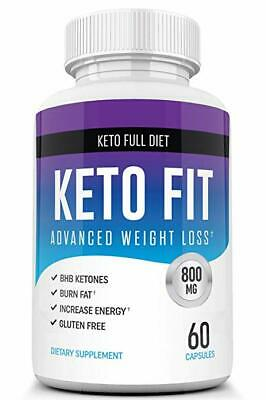 Keto Slim Fit Diet Pills from Shark Tank-Keto Advanced Weight Loss Supplements