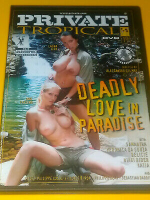 PRIVATE TROPICAL deadly love in paradise DVD vm18