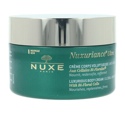 Cosmética Nuxe mujer NUXURIANCE ULTRA crème corps voluptueuse anti-âge 200 ml