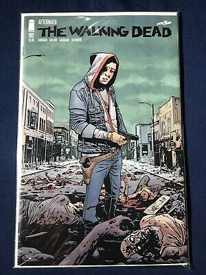 The Walking Dead #192 (1St Print) Death Of Rick Grimes Key Issue Image Comics Nm