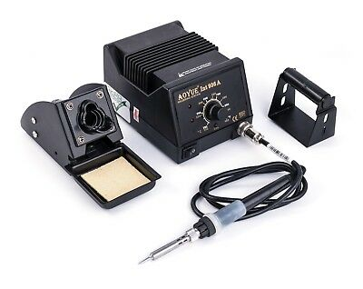 Aoyue Int936A Adjustable Soldering Station Iron 60W 200-480 °с Ptc Heating