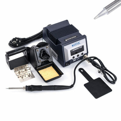 Aoyue Int2930 Adjustable pro Soldering Station SMD Lead-Free 70w 200 … 480 °с