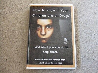 """""""Children on Drugs"""" PowerPoint Lecture Chiropractic / Acupuncture, David Singer"""
