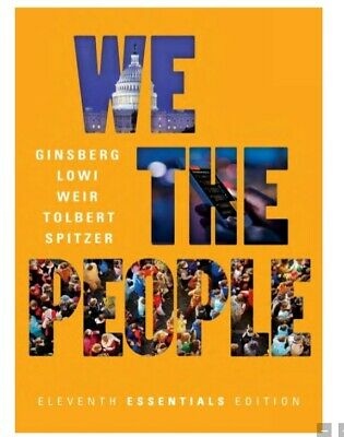 We The People 11th Core and Essential Edition [PDF]