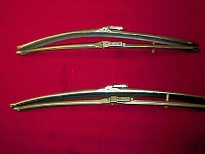 """AMC AMX Javelin NOS OEM factory installed 5 sided 18"""" Trico Wiper Blades Satin"""