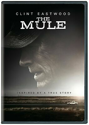 The Mule (DVD, 2019) New Sealed
