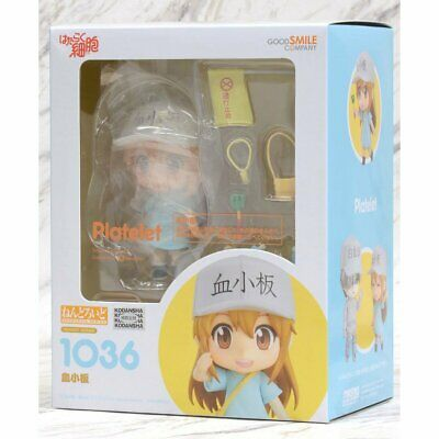 Good Smile Nendoroid 1036 Cells at Work! - Platelet Action Figure