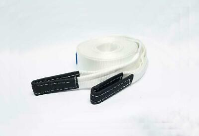 Diversity Wrap 8T Tow Strap Single Layer Heavy Duty Rope Towing 8m x75mm