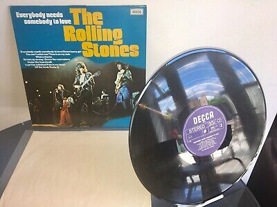 The Rolling Stones -  Everybody Needs Somebody To Love Mint Unplayed Vinyl Lp !!