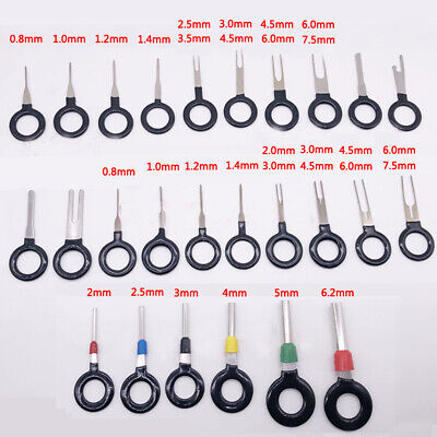 26*Car Terminal Removal Tool Kit Wire Connector Pin Release Extractor Puller HOT