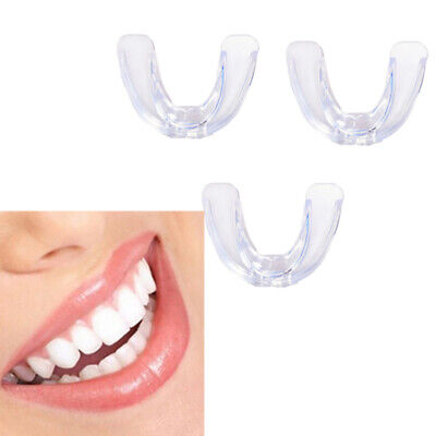 Tooth Orthodontic Appliance Trainer Alignment Denta Braces Mouthpieces Adult yui