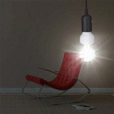 Cable AU Plug in Pendant Light Fitting with On/Off Switch E27 Lamp Holder GA