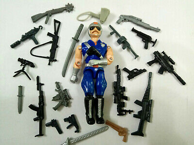 "3.75/"" Gi Joe Lanard the Corps Soldier#003 With 20pcs Accessories#01 Rare Figure"