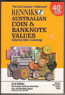 Renniks Australian Coin & Banknote Values 21st Edition.