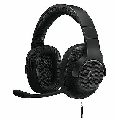 LOGITECH G433 WIRED Gaming Headset, 7.1 Surround Sound for
