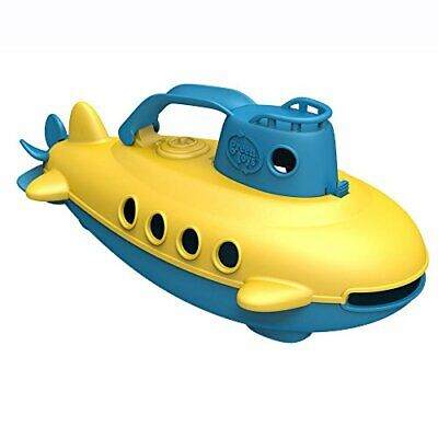 Green Toys Submarine Blue Handle - Bath and Water Toys
