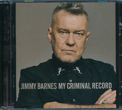 Jimmy Barnes My Criminal Record CD NEW