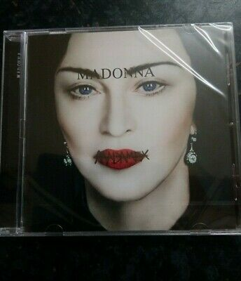 Madonna Madame X Cd Album ** Brand New/Sealed **