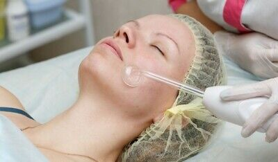 Accredited online Facial High Frequency training course Ref# 139