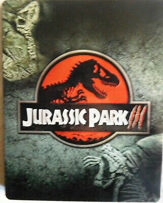 Jurassic Park 3 - Steelbook [Blu-ray] [Limited Edition]