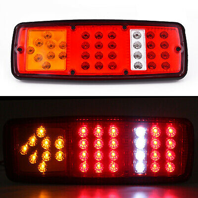 Mounting Accessory Tail Lights 5W 1 Pair utes 33 LED Practical Stylish