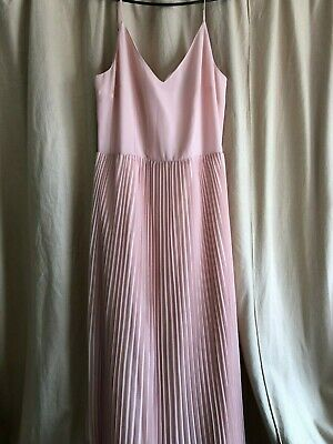 137c556a42a2 BRAND NEW STUNNING Oasis vintage floral print dress pink RRP £80 ...