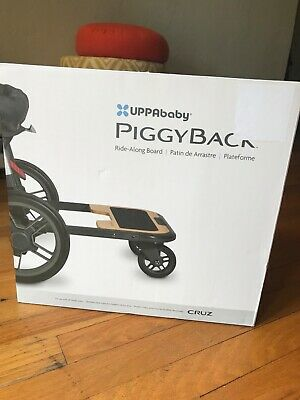 Uppababy Piggyback Ride Along Step Board For Vista Pushchair