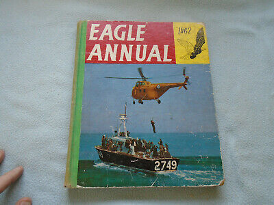 Eagle Annual by Clifford Makins 1962