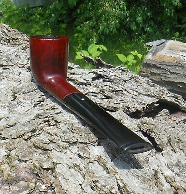 1976 Dunhill Bruyere #0445 Flat Shank Dublin - English Estate Pipe