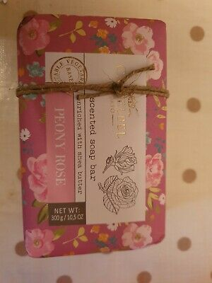 Casttelbel Sceted Soap 300g Peony Rose Woth Shea Butter