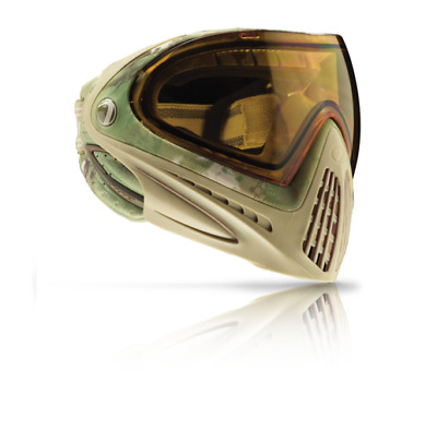New Dye I4 Thermal Paintball Goggles Mask - Special Edition SE - Dye Cam Camo